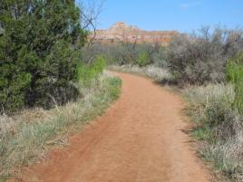 Trail Start