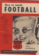 Football 1952
