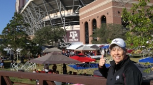 Me and Tailgating