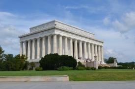 Lincoln Memorial Washington D.C. June 2013 Photo: Copyright Delia R.  Duffey