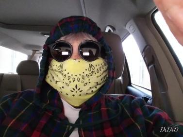 bandana face